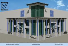 L.A. Mercedes Facility